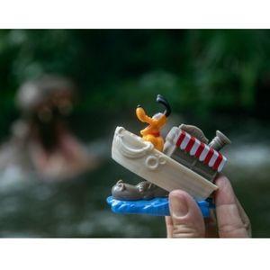 Disney Pluto Runaway Railway McDonald's Toy
